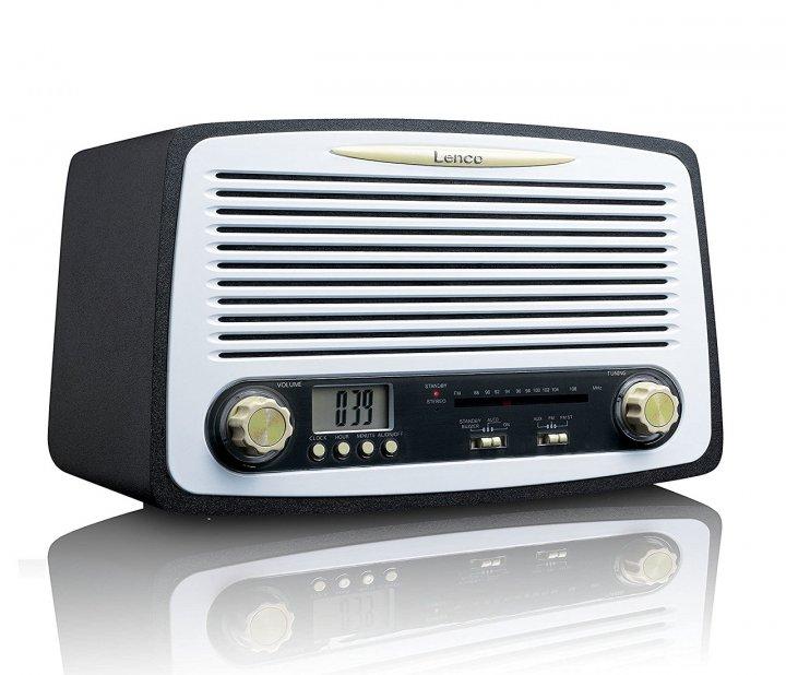Радіо Lenco SR-02GY - зображення 1