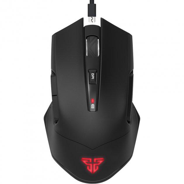 Миша Fantech Venom WGC1 Black (WGC1b) - зображення 1