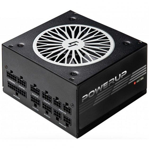 Блок живлення Chieftronic 750W PowerUP Gold (GPX-750FC) - зображення 1