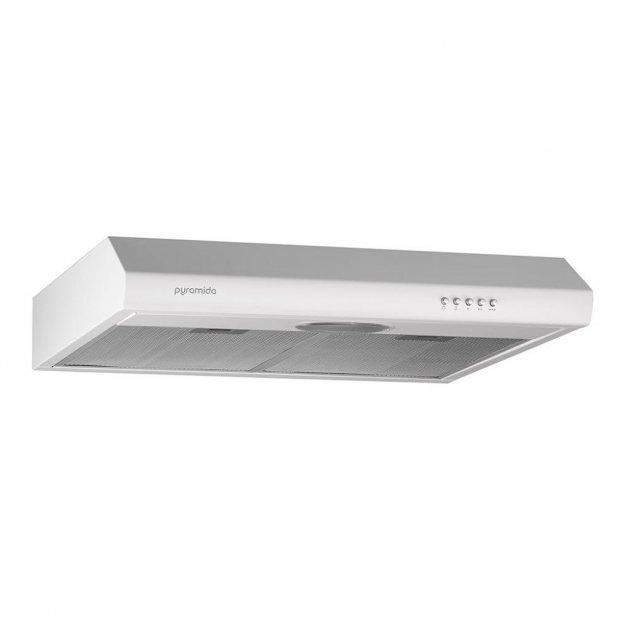 Вытяжка кухонная PYRAMIDA UX 60 WH - изображение 1