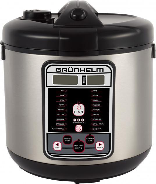 Мультиварка Grunhelm MC-218С - изображение 1
