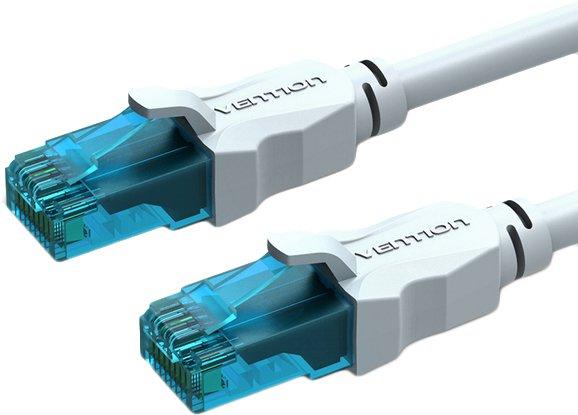 Патч-корд Vention CAT UTP5e Ethernet 0.75 м Blue (VAP-A10-S075) - изображение 1