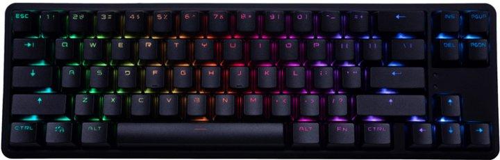 Клавиатура беcпроводная Hator Skyfall Hex Gateron Clear USB/Bluetooth ENG (HTK-665) - изображение 1