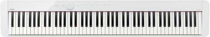 Цифровое пианино Casio Privia PX-S1000 White (PX-S1000WE)