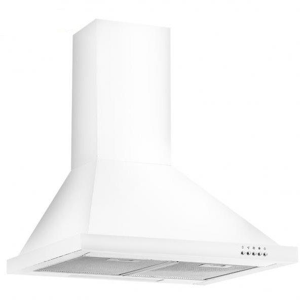 Витяжка кухонна VENTOLUX LAZIO 60 WH (750) - изображение 1