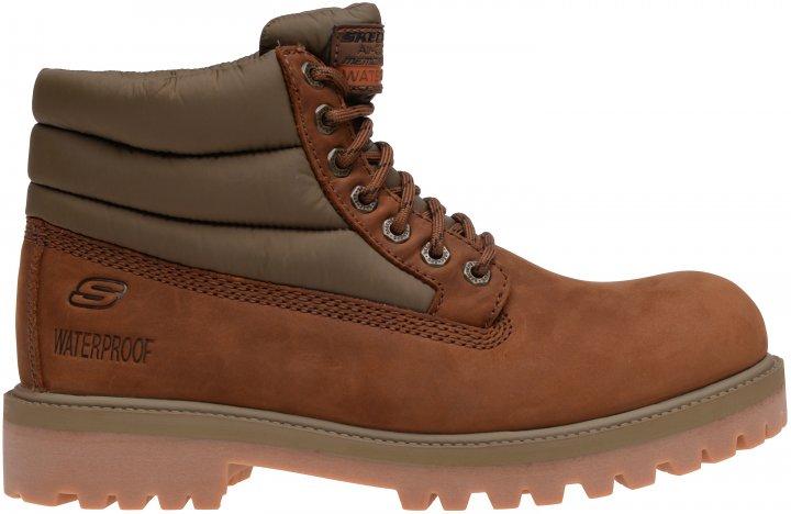 Ботинки Skechers 65838 CDB 45 (11) 29 см Коричневые (193113490643)_3464249 - изображение 1