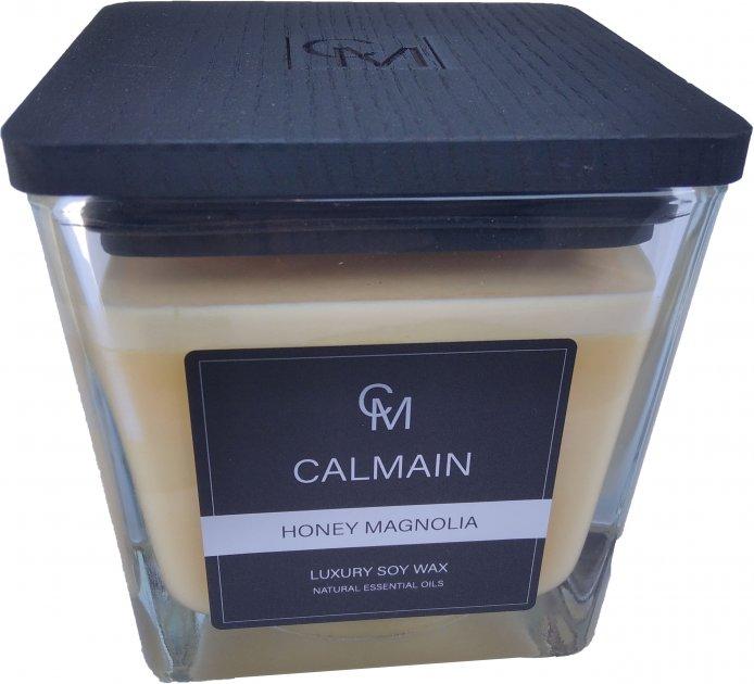 Ароматическая свеча Calmain 430 г Медовая магнолия (kI6330) - изображение 1