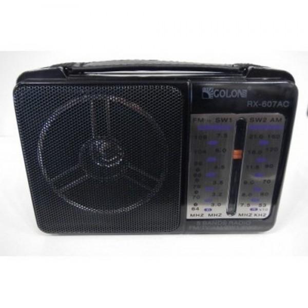 Радиоприемник GOLON RX-607 - изображение 1