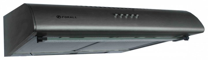 Кухонная плоская вытяжка FORALL SHF 0950SS Нержавеющяя сталь - изображение 1