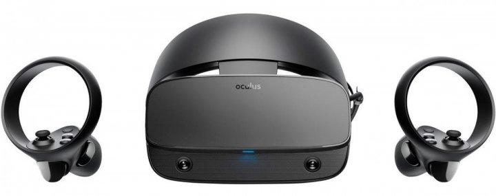 Окуляри віртуальної реальності Oculus Rift S - зображення 1