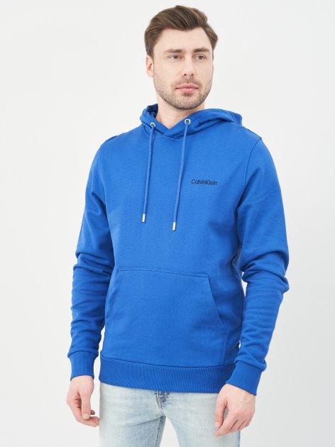 Худі Calvin Klein Jeans 10479.2 S (44) Блакитне - зображення 1