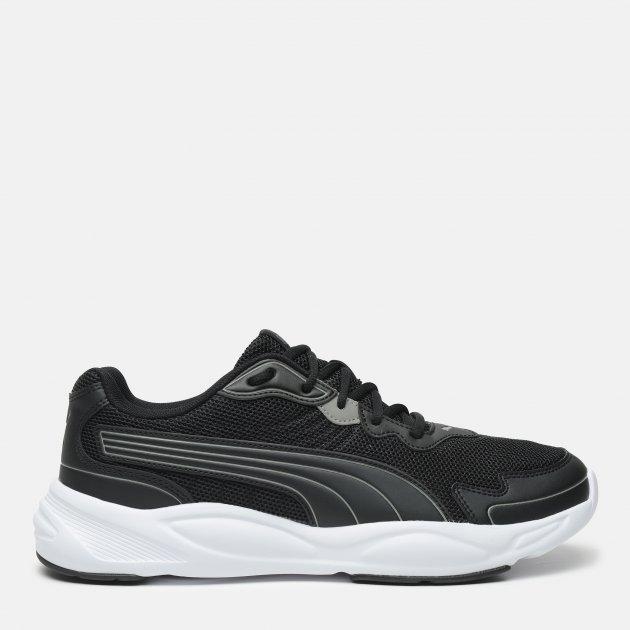 Кроссовки Puma 90s Runner Nu Wave 37301701 41 (7.5) 26.5 см Puma Black-Puma Black-Ultra Gray-Puma White (4062453096821) - изображение 1