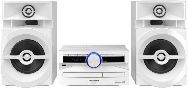 Panasonic SC-UX100EE-W White - зображення 1