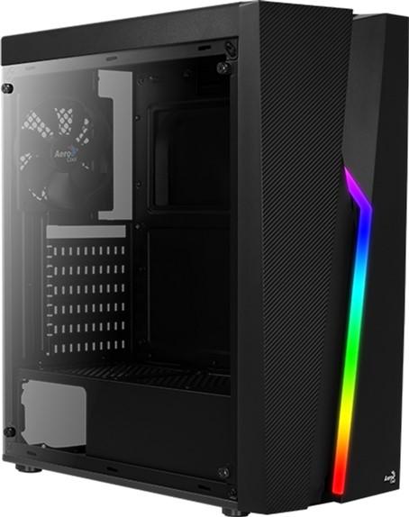 Корпус Aerocool Bolt RGB Black - зображення 1