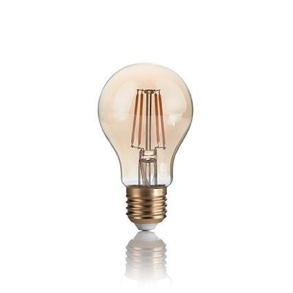 Світлодіодна лампа Ideal Lux Lampadina Vintage E27 4W Goccia (151687) - зображення 1