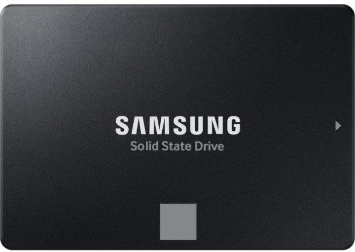 "Samsung 860 Evo-Series 2TB 2.5"" SATA III V-NAND TLC (MZ-76E2T0B) - зображення 1"