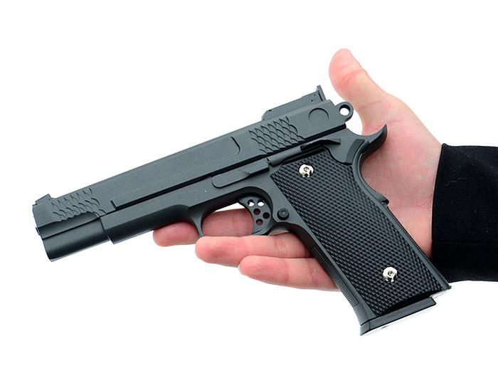 Страйкбольный пистолет Браунинг G20 (Browning HP) - зображення 1