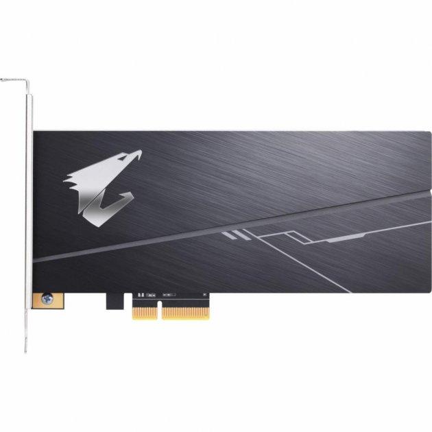 Накопичувач SSD PCI-Express 512GB GIGABYTE (GP-ASACNE2512GTTDR) - изображение 1