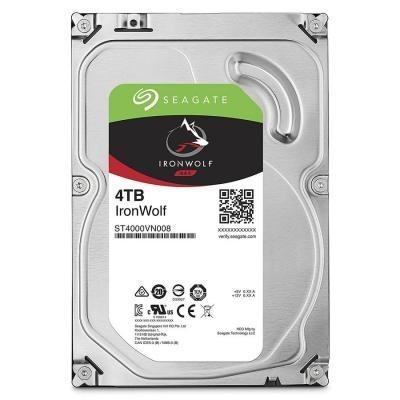 """Жорсткий диск 3.5"""" 4TB Seagate (ST4000VN008) - зображення 1"""