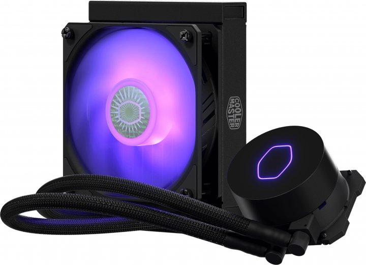 Система рідинного охолодження Cooler Master MasterLiquid ML120L V2 RGB (MLW-D12M-A18PC-R2) - зображення 1