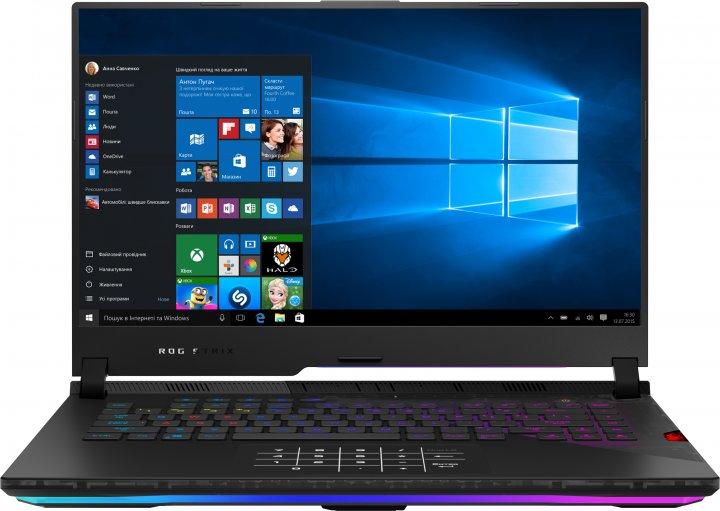 Ноутбук Asus ROG Strix SCAR 15 G533QS-HF115R (90NR0551-M02620) Black - зображення 1