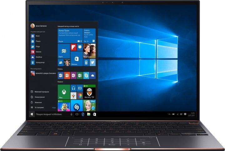 Ноутбук Asus ZenBook S UX393EA-HK022R (90NB0S71-M01230) Jade Black - зображення 1