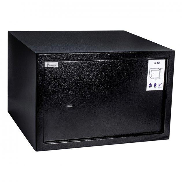 Сейф мебельный Ferocon ЕС-30К.9005 (300) - изображение 1