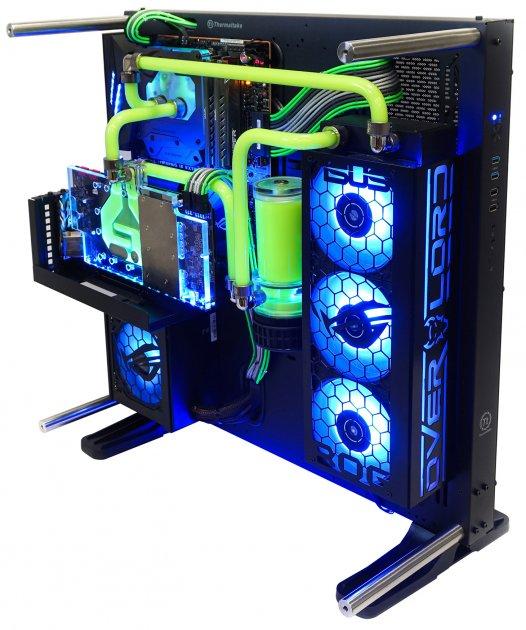 Компьютер Artline Overlord Rage P93v09 - изображение 1