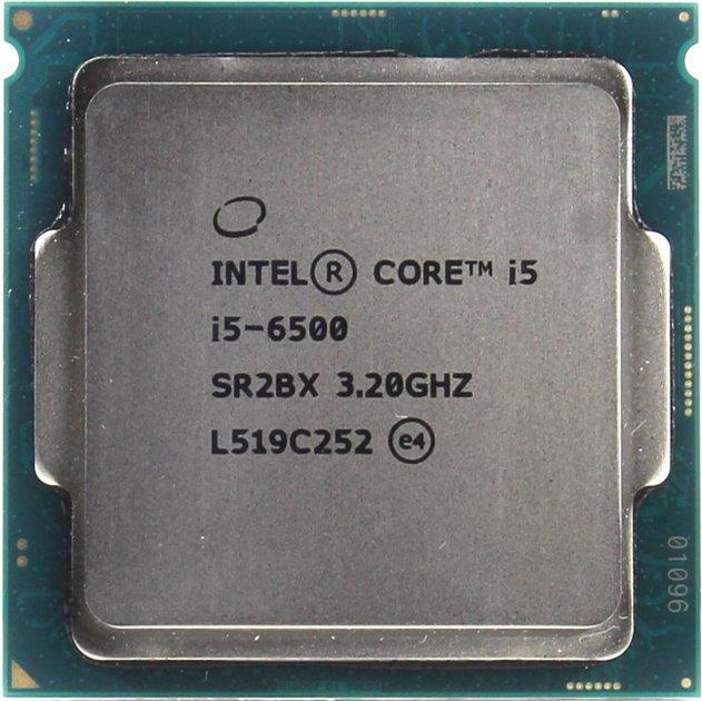 Процесор Intel Core i5-6500 3.2 GHz/6MB/8GT/s (SR2BX) s1151, tray - зображення 1