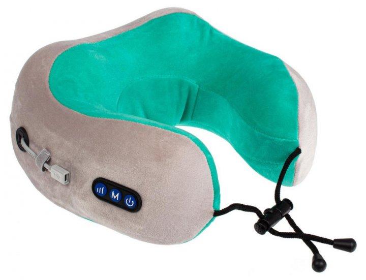 Масажна подушка Supretto Зелений 5859-0001 - зображення 1
