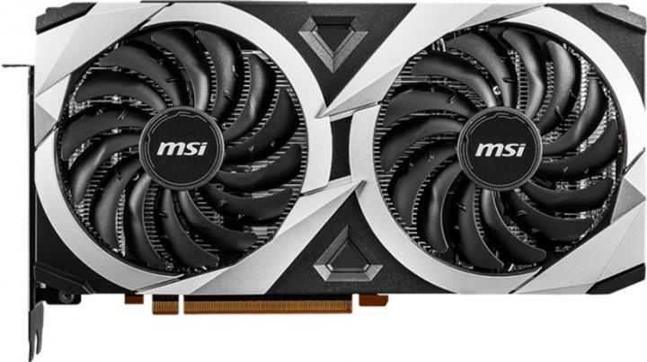 MSI PCI-Ex Radeon RX 6700 XT MECH 2X 12G OC 12GB GDDR6 (192bit) (16000) (HDMI, 3 x DisplayPort) (RX 6700 XT MECH 2X 12G OC) - зображення 1