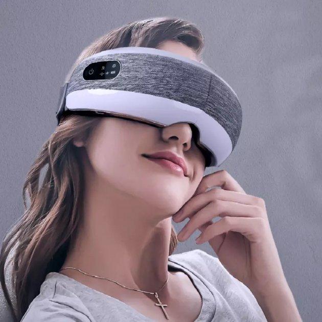 Массажер для глаз Smart Eye Massager. Cтимулятор для зрения и расслабления глаз от переутомления - изображение 1