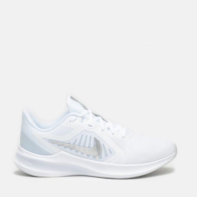 Кросівки Nike Wmns Downshifter 10 CI9984-100 38 (8) 25 см Білі (193657760813) - зображення 1