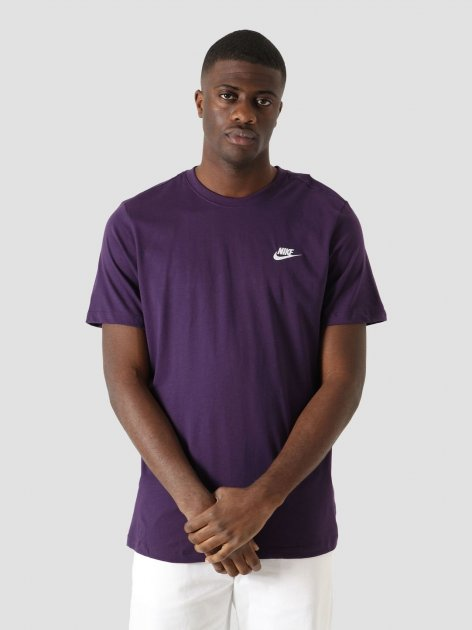 Футболка Nike M Nsw Club Tee AR4997-525 M (194502410648) - изображение 1