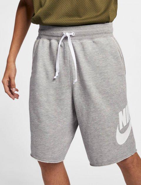 Шорты Nike M Nsw He Short Ft Alumni AR2375-064 L (884726554128) - изображение 1