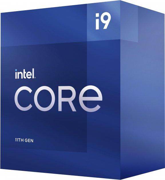 Процесор Intel Core i9-11900 2.5 GHz / 16 MB (BX8070811900) s1200 BOX - зображення 1