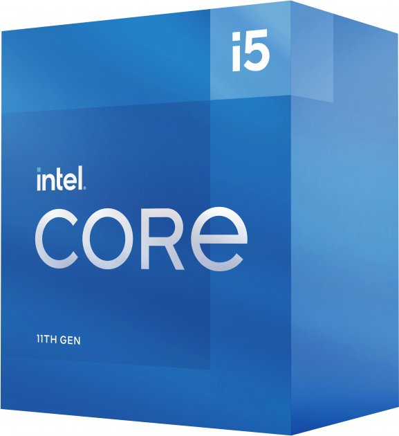 Процессор Intel Core i5-11600 2.8GHz/12MB (BX8070811600) s1200 BOX - изображение 1