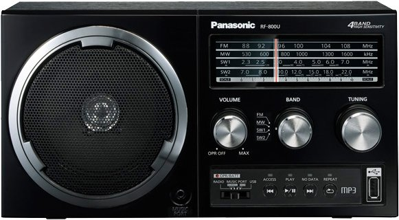 Panasonic RF-800UEE1-K - зображення 1