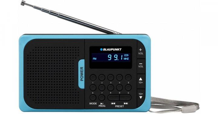 Портативный радиоприемник Blaupunkt PR5BL (5901750501050) - изображение 1