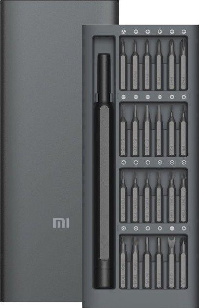 Отвертка Xiaomi Mi Precision Screwdriver + 24 насадки MJJXLSD002QW (BHR4680GL)