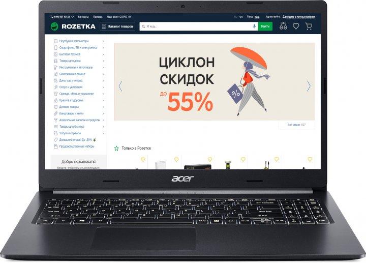 Ноутбук Acer Aspire 5 A515-44G-R9MA (NX.HW5EU.00Q) Charcoal Black - зображення 1