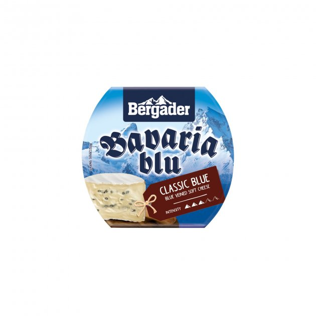 Сыр Bergader Бавария Блю 150 г - изображение 1