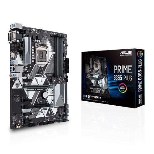 Материнська плата Asus Prime B365-Plus Socket 1151 - зображення 1