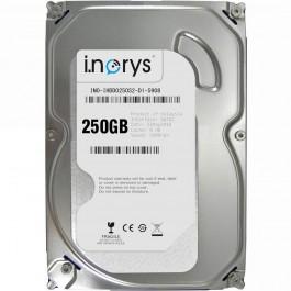 """i.norys 3.5"""" 250Gb (INO-IHDD0250S2-D1-5908) - зображення 1"""