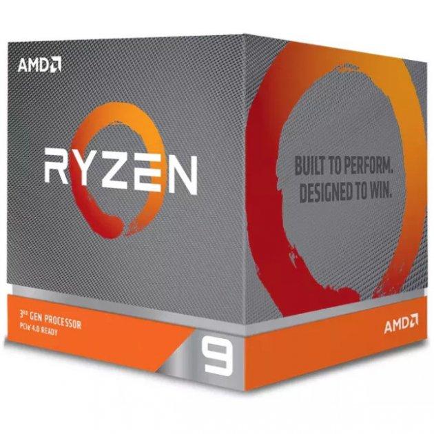 Процесор AMD Ryzen 9 3900X (100-100000023BOX) - изображение 1