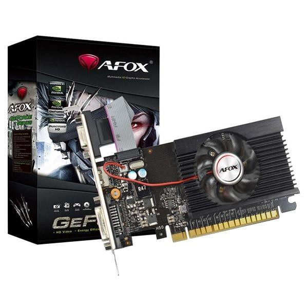 Відеокарта AFOX GeForce GT710 (AF710-2048D3L5-V3) - изображение 1