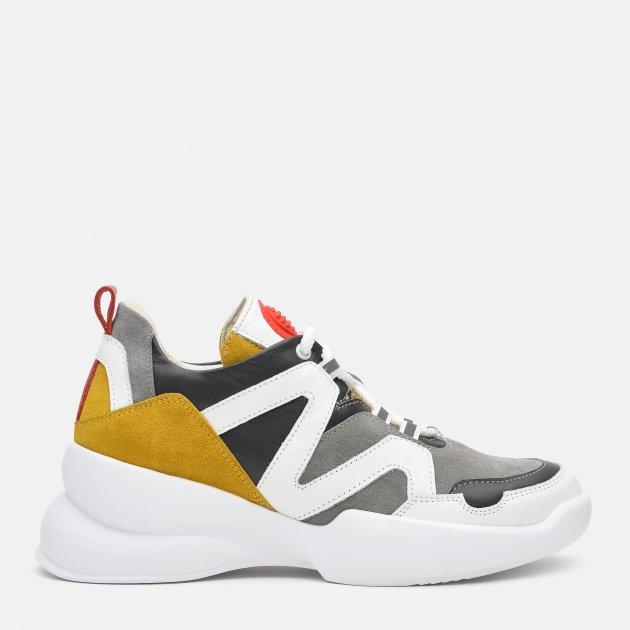 Кросівки Ashoes 397808484710344 37 24 см Білі - зображення 1