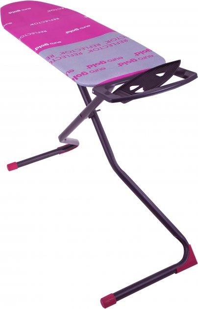 Дошка для прасування Eurogold 120 х 38 (R37238B =Pink=) - зображення 1