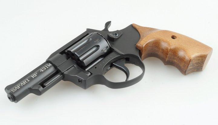 Револьвер Латек Safari РФ 431 М бук - зображення 1