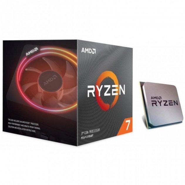 Процессор AMD Ryzen 7 3700X 3.6GHz/32MB (100-100000071BOX) - изображение 1